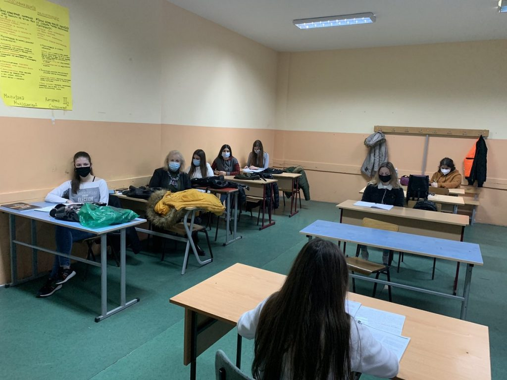 Замена улога - Сузана Милошевић